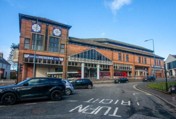 Loreburne Shopping Centre - Image 1-01