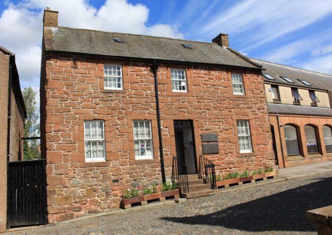 Robert Burns House Dumfries